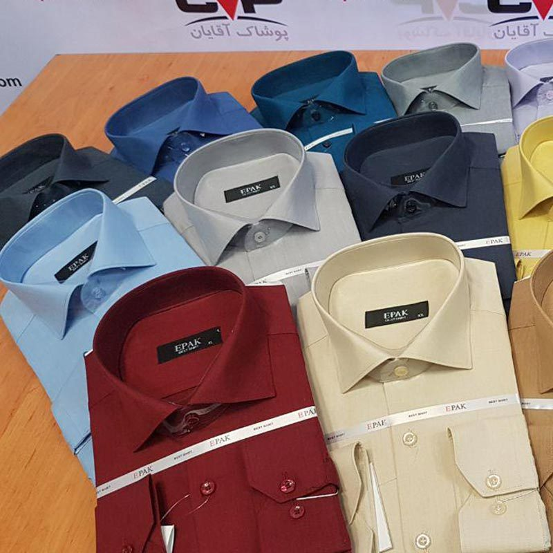 پیراهن های پارچه آرو فلورا تایلندی | cip پوشاک آقایان